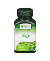 Adrien Gagnon Natural Health Sage Capsules