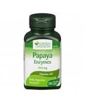 Adrien Gagnon Natural Health Papaya Enzymes Tablets