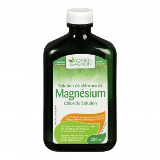 Adrien Gagnon Magnesium Chloride Solution