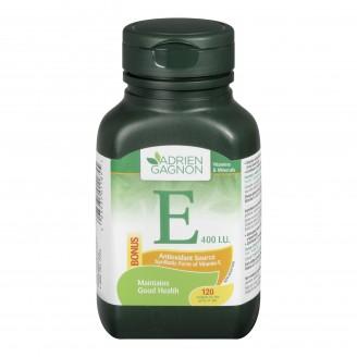 Adrien Gagnon Vitamin E Softgels Bonus Size