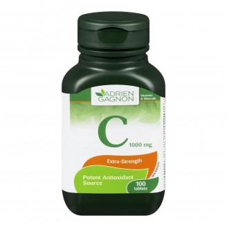 Adrien Gagnon Vitamin C Tablets