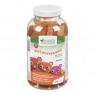 Adrien Gagnon Multivitamin Kids Gummies