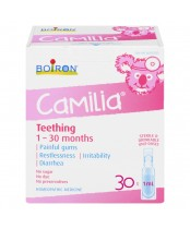 Boiron Camilia Teething Homeopathic Medicine