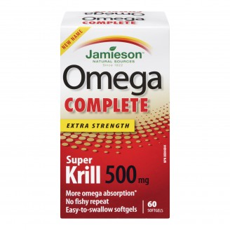 Jamieson Omega Complete Extra Strength