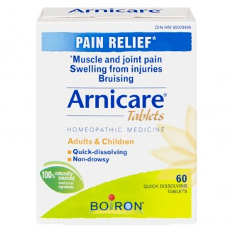 Boiron Arnicare Tablets