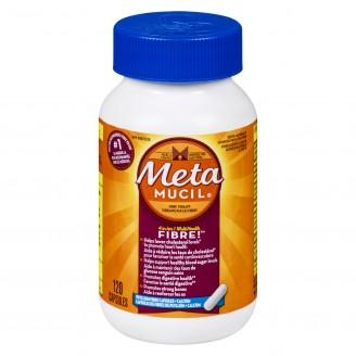 Metamucil Fibre Plus Calcium Capsules