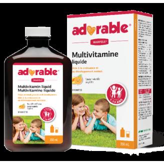 Wampole Adorable Multivitamin Liquid