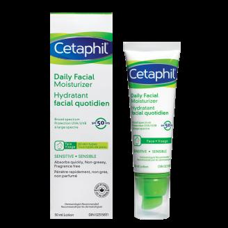 Cetaphil Daily Facial Moisturizer SPF 50 50ml