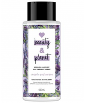 Love Beauty and Planet Argan Oil & Lavender Smooth and Serene Conditioner