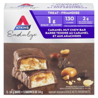 Atkins Endulge Candy Protein Bars