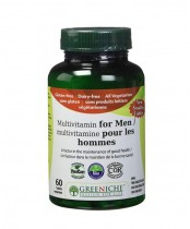 Greeniche Multivitamin for Men