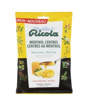 Ricola Menthol Centres Honey Lemon