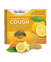 Herbion Naturals All Natural Cough Lozenges