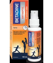 Betadine 5% Antiseptic Spray