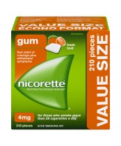 NICORETTE® Gum Fresh Fruit 4 mg