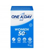 One A Day® Advanced Multivitamins for Women 50+