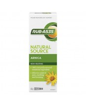 RUB•A535™ Natural Source Arnica Cream