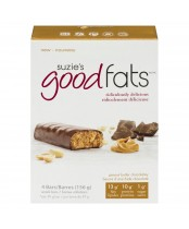 Suzie's Good Fats Peanut Butter Chocolatey