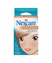 3M Nexcare Assorted Acne Absorbing Covers