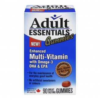 Adult Essentials Gummy Multivitamins for Adults