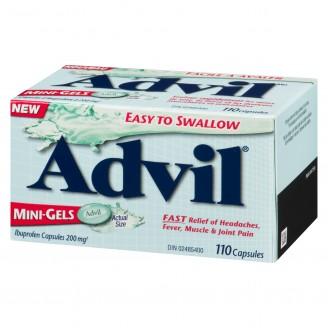 Advil Easy to Swallow Mini-Gels