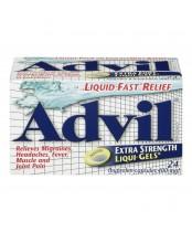 Advil Extra Strength Ibuprofen Liqui-Gels