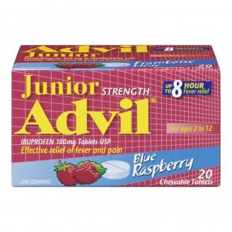 Advil Junior Strength Chewable Tablets