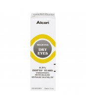 Alcon Isopto Solution For Dry Eyes