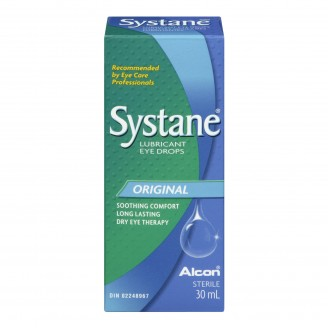 Alcon Systane Lubricant Eye Drops