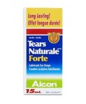 Alcon Tears Naturale Forte Lubricant Eye Drops