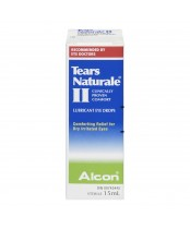 Alcon Tears Naturale II Polyquad Lubricant Eye Drops