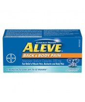 Aleve Back and Body Liquid Gels - 20's