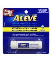 Aleve Tablets Vial