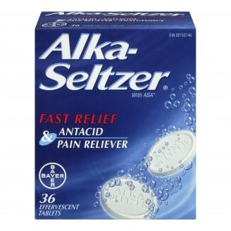 Alka-Seltzer Antacid & Pain Reliever