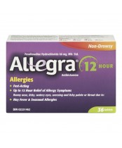Allegra 12 Hour