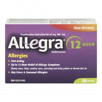 Allegra 12 Hour