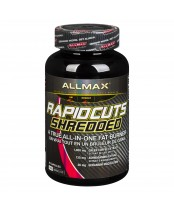 Allmax Nutrition Rapidcuts Shredded Extreme Thermogenic Fat Burner