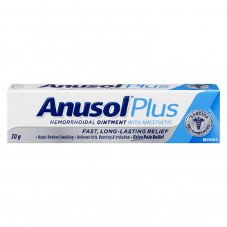 Anusol Hemorrhoidal Ointment