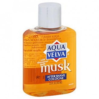 Aqua Velva Musk After Shave Cologne