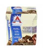 Atkins Advantage Nutritional Supplement Shakes