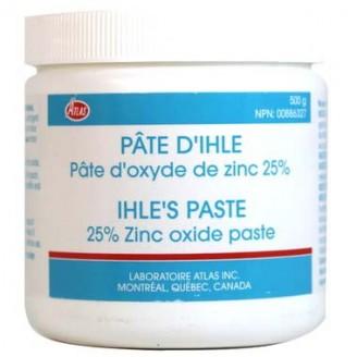 Atlas Ihle's Paste 25% Zinc Oxide - 500 g