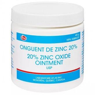 Atlas Zint Ointment 20% - 450 g