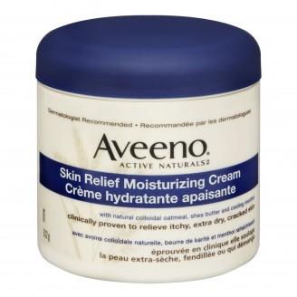Aveeno Active Naturals Skin Relief Moisturizing Cream