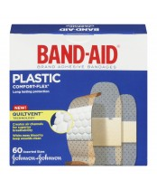 Band-Aid Comfort-Flex Plastic Bandages
