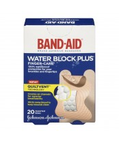 Band-Aid Water Block Finger Care Bandages