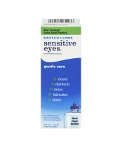 Bausch & Lomb Sensitive Eyes Multi-Purpose Contact Lens Solution