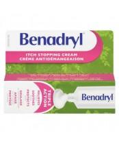 Benadryl Itch Stopping Cream 2%