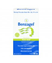 Benzagel Acne Wash