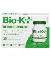 Bio-K+ Probiotic 25 Billion Capsules 15's