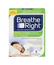 Breathe Right Extra Clear Nasal Strips